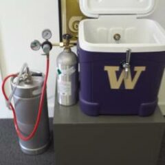 University of Washington Jockey Box