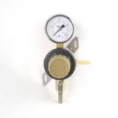 Secondary CO2 Regulator with Check