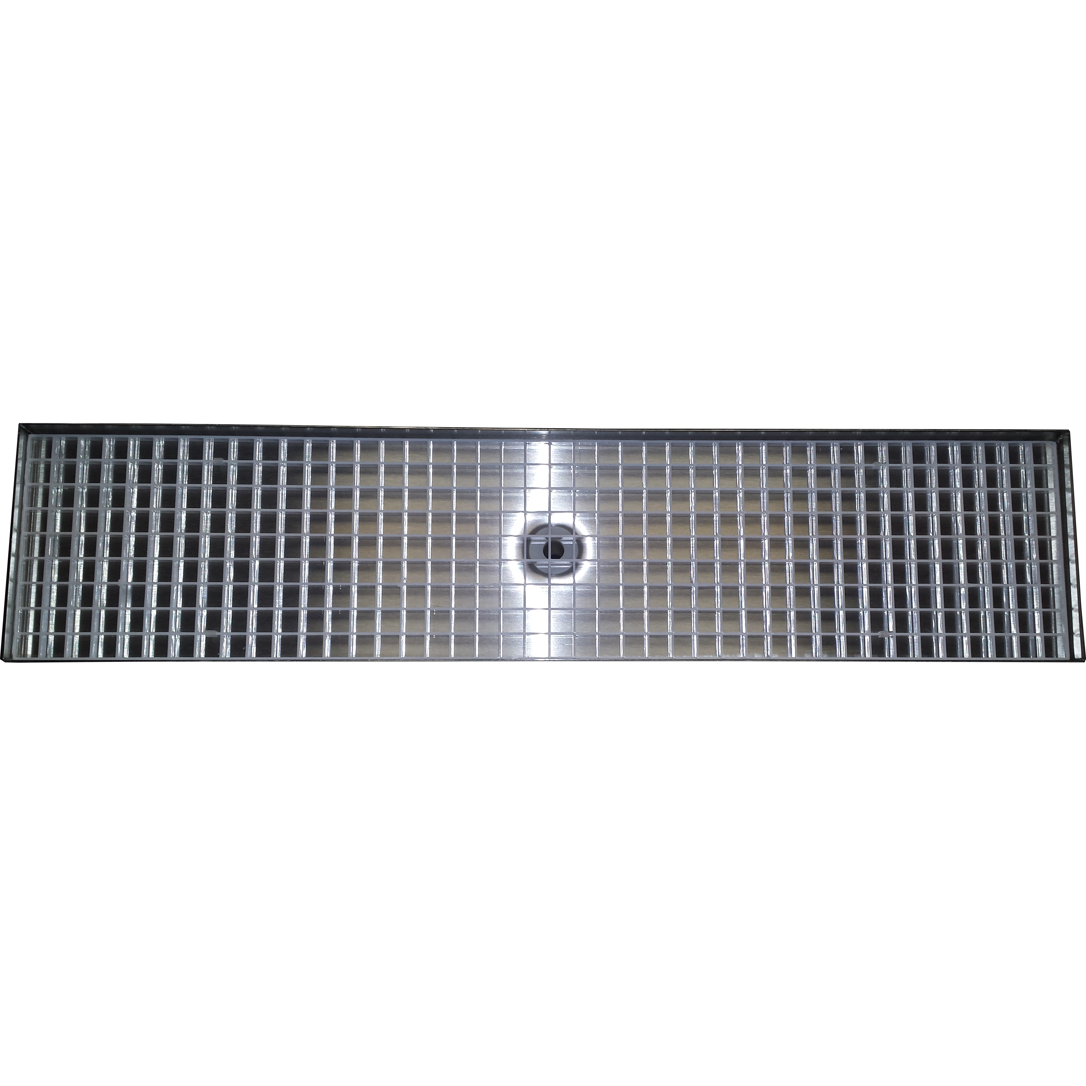 Stainless Steel 24x5 Drip Tray With Drain Maurer Sales