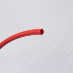 Red Air Hose Coil