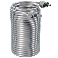 50ft 304 Stainless Steel Tightly Wound Coil