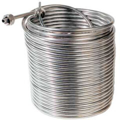 120ft 304 Stainless Steel Right-Hand Coil