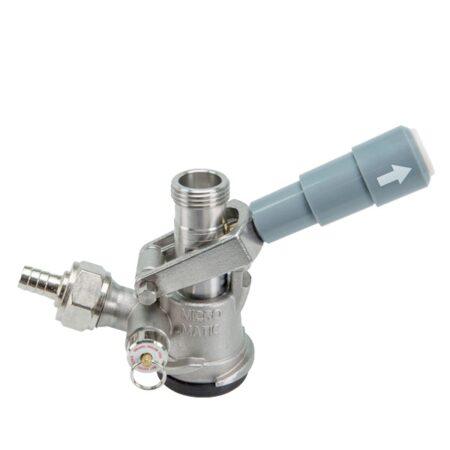 Micromatic Full 304SS Sankey D Keg Coupler