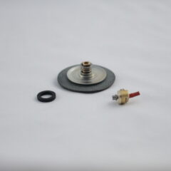 "Regulator Repair Kit with 2"" Diaphragm, CO2 Regulators, with Diaphragm, Capsule, and Flat Tank Seal"