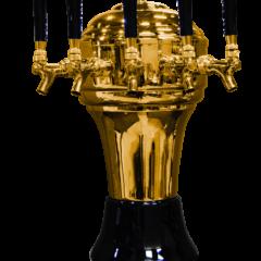 Zeus Ceramic Beer Tower