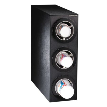 Polystyrene Countertop Cup Dispensing Cabinet