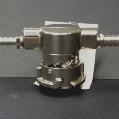 Low Profile US Sankey Keg Coupler - D System