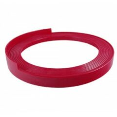 ICD-2000 Stacker, Red Plastic