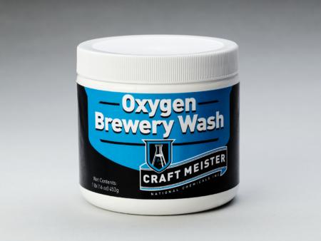 Craft Meister Oxygen Brewery Wash