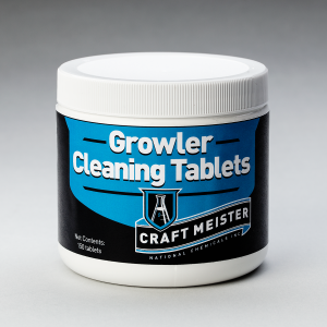 Craft Meister Growler Tablets