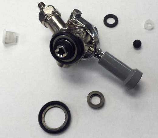 Keg Coupler Parts Kit