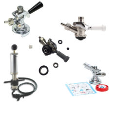 Beer Coupler Parts and Accessories