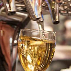 Wine Keg Tapping